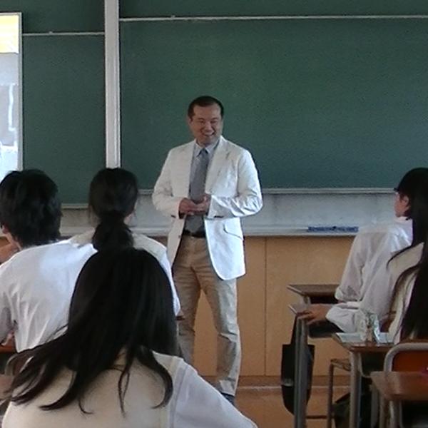 学生向け講演会