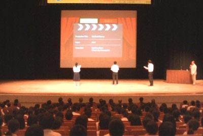 中学生向け人気講演会